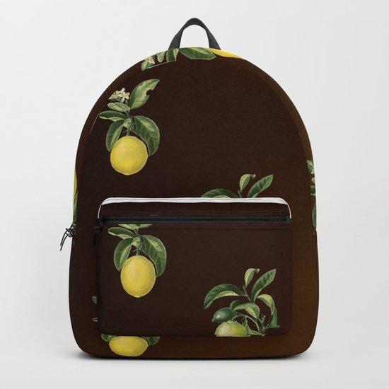 Lemons and Limes Backpack