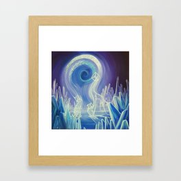 Song of the Tesseracts Framed Art Print