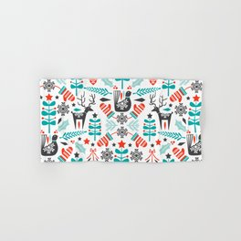 Hygge Holiday Hand & Bath Towel