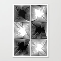 psych Canvas Print