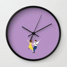 City of Star Wall Clock