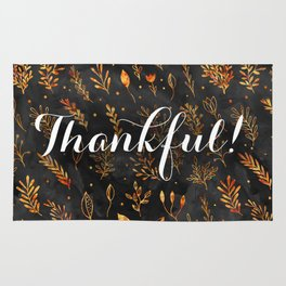 Season of Thanks Rug