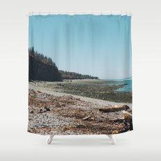 Nova Scotia Shower Curtain