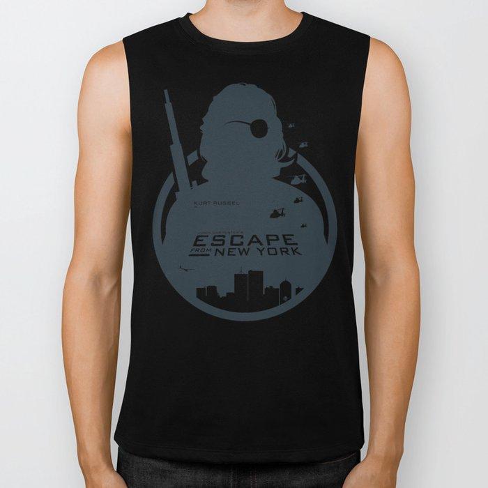 John Carpenter's Escape From New York Biker Tank