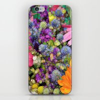 medicine iPhone & iPod Skins featuring Medicine by Joke Vermeer