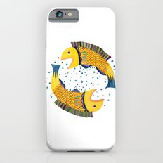 swimming circle iPhone 6s Slim Case