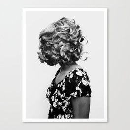 Lost in Thought Canvas Print