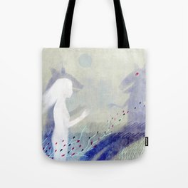My shadows Tote Bag