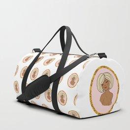Valentine Pinup 5 Duffle Bag
