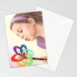 Child's Toy Stationery Cards