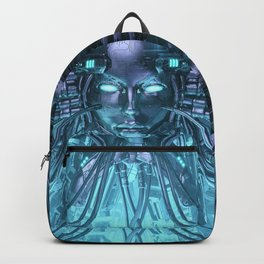 Mind of the Machine Backpack