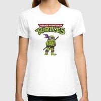 ninja turtle T-shirts featuring Ninja Turtle by flydesign