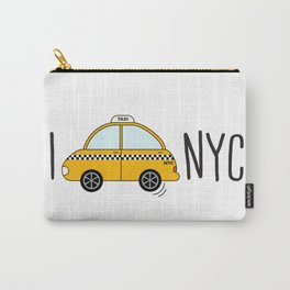 I love NYC Carry-All Pouch