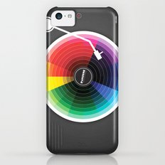 Pantune - The Color of Sound iPhone 5c Slim Case