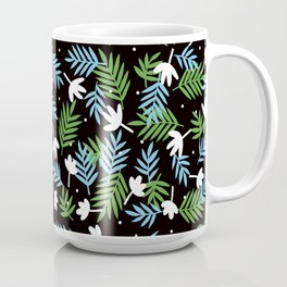 black, black Coffee Mug