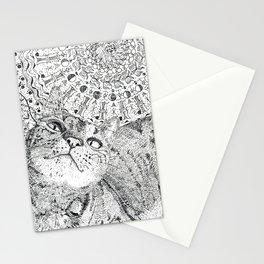 Mandala008 Stationery Cards