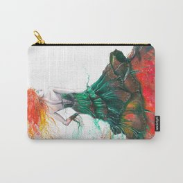 Lady Fire  Carry-All Pouch