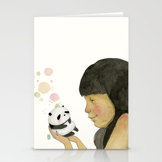 I adore you, baby Stationery Cards