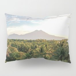 Mighty Volcano Pillow Sham