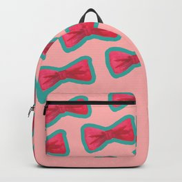 Bow tie time Backpack