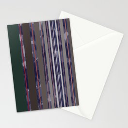 PATTERN LINES Stationery Cards