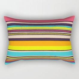 Candy Stripes! Rectangular Pillow