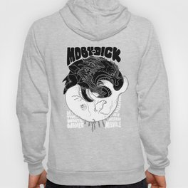 Ahab and the White Whale Hoody