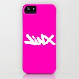 JINX! iPhone Case