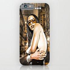 Street Phenomenon Aaliyah iPhone 6s Slim Case
