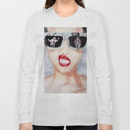 RNB Girl Long Sleeve T-shirt