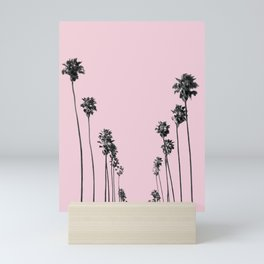 Palm trees 13 Mini Art Print