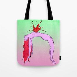Faint of Heart Tote Bag