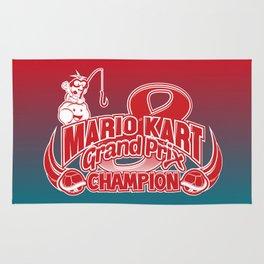 Mario Kart 8 Champion Rug