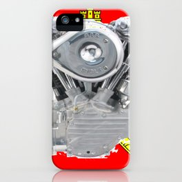 Shield of Portugal Knuckle iPhone Case