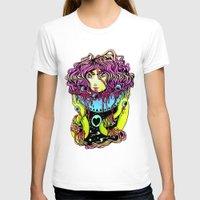 ramen T-shirts featuring Ramen girl by bb0t