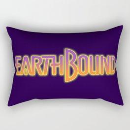 Earthbound Title Screen Rectangular Pillow