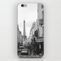 Rue St Dominique iPhone & iPod Skin