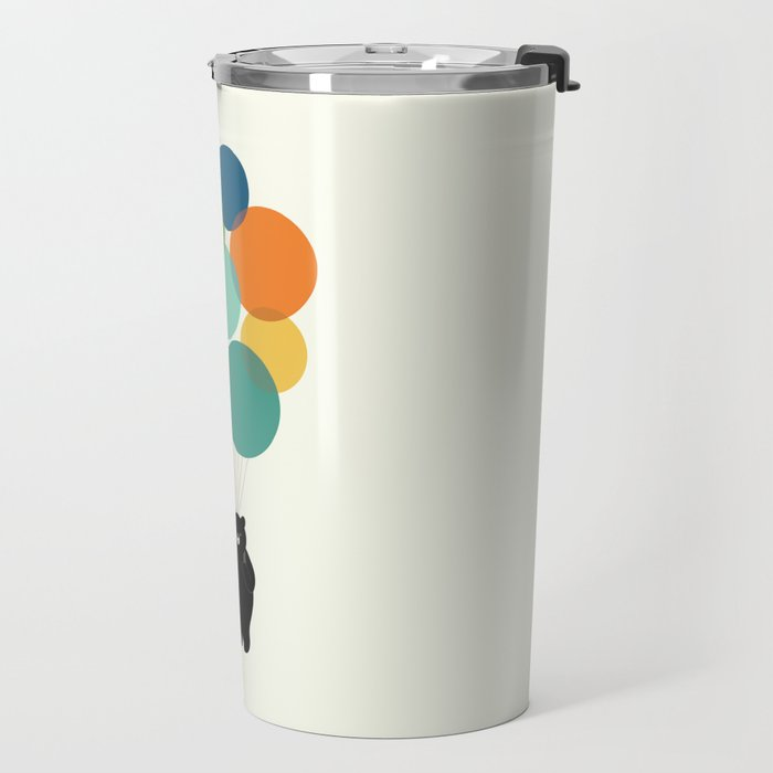 Happy Landing Travel Mug