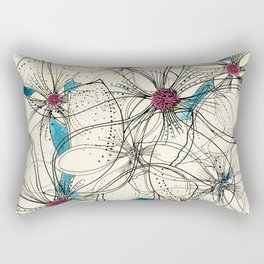 KARMA CAMELLIA Rectangular Pillow
