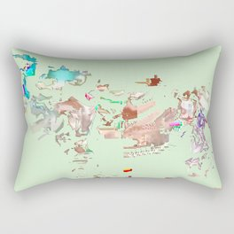 dance I Rectangular Pillow