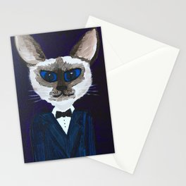 Pascal the Cat Stationery Cards