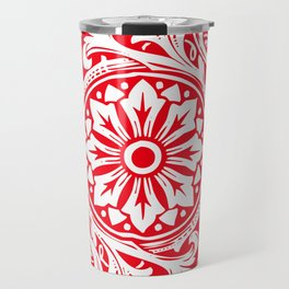 Playing Card (Red Back) Travel Mug