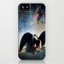This sacred life iPhone Case