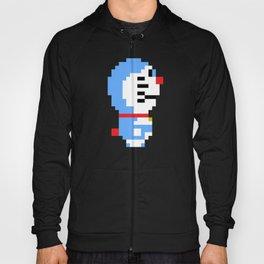 Doraemon Pixel Hoody