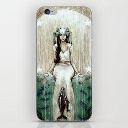 Swim Beyond iPhone Skin
