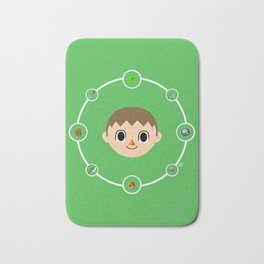 The Villager (Male) [LIMITED] Bath Mat