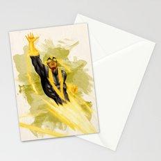 Black Vulcan Stationery Cards