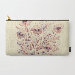 flores bonitas Carry-All Pouch