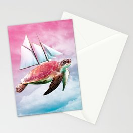 Festina lente Stationery Cards
