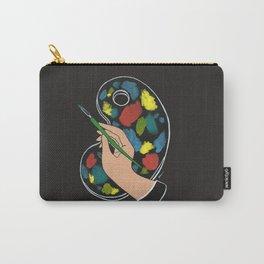 Color Palette Carry-All Pouch